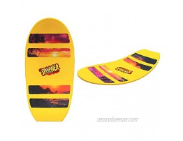Spooner Boards Freestyle Yellow