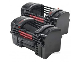 PowerBlock EXP Stage 1 Adjustable Dumbbell Set Sold in Pairs