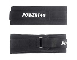 Weight Lifting Belt Powerlifting Belts Easily Adjustable Size for Different Waistline of Women and Men Washable No Smelly of Sweat