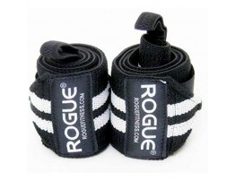 Rogue Fitness Wrist Wraps   Available in Multiple Colors Black White 18