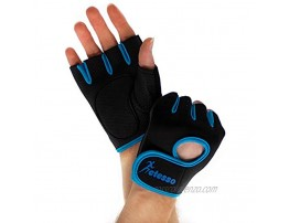 Gym Gloves for Sports – Weight Lifting Men & Women Rowing Exercise
