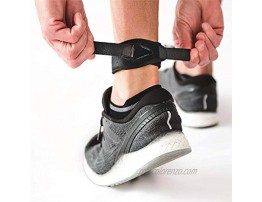 CROSSTRAP Achilles Strap   Achilles Support to Prevent Achilles Tendonitis   Running Cycling Hiking Sports