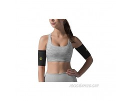 HOT SHAPERS Arm Sleeves – Two Compression Sleeves for a Women's Workout – Bicep Trimmers and Slimmers Equipment