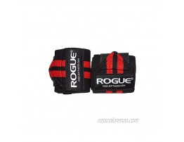 Rogue Fitness Wrist Wraps | Available in Multiple Colors Black Red 12